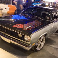 SEMA 2007: Автомобили и гитары Kenny Wayne Shepherds 70 Plymouth Duster